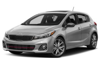2018 Kia Forte 5-door - Ultra Silver Metallic