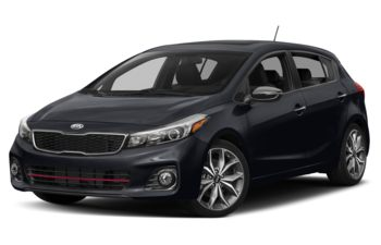 2018 Kia Forte 5-door - Aurora Black