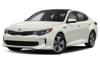 2020 Kia Optima Hybrid - Snow White Pearl