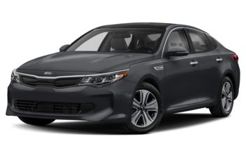 2018 Kia Optima Hybrid - Graphite Metallic