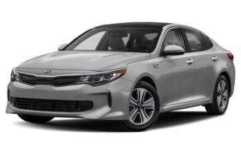 2018 Kia Optima Hybrid - Ultra Silver Metallic