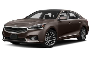 2018 Kia Cadenza - Pluto Brown Metallic