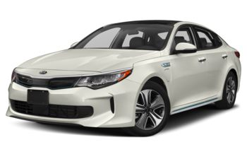 2018 Kia Optima Plug-In Hybrid - Snow White Pearl
