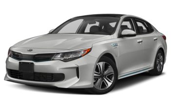 2018 Kia Optima PHEV - Ultra Silver Metallic