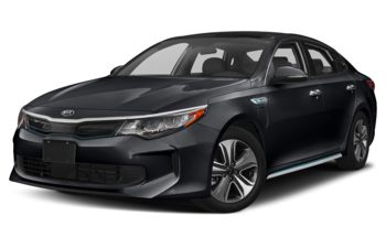 2018 Kia Optima PHEV - Aurora Black
