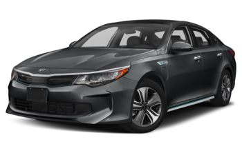 2018 Kia Optima PHEV - Graphite Metallic