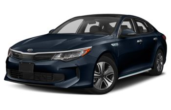 2018 Kia Optima PHEV - Gravity Blue Metallic