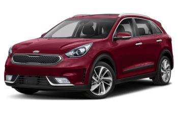 2017 Kia Niro - Temptation Red Metallic