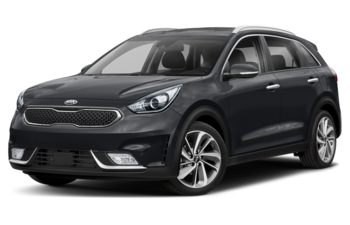 2017 Kia Niro - Graphite Metallic