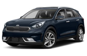 2017 Kia Niro - Gravity Blue Metallic