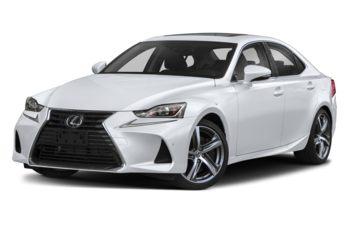 2021 Lexus IS 350 - N/A