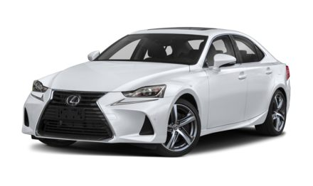 2019 Lexus IS 350 Base
