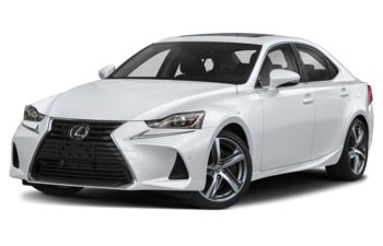 2017 Lexus IS 350 - Ultra White