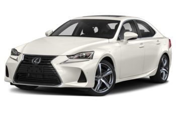 2019 Lexus IS 350 - Eminent White Pearl