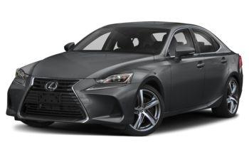 2020 Lexus IS 350 - Nebula Grey Pearl