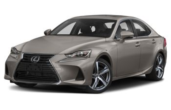 2017 Lexus IS 350 - Atomic Silver