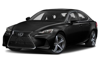 2017 Lexus IS 350 - Obsidian