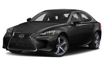 2020 Lexus IS 350 - Caviar