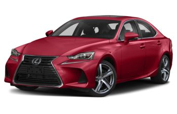 2017 Lexus IS 350 - Redline