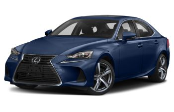 2020 Lexus IS 350 - Ultrasonic Blue Mica 2.0