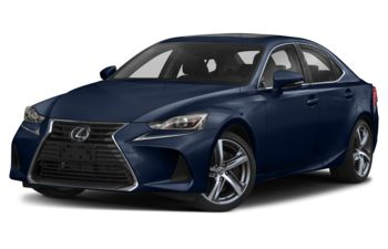 2017 Lexus IS 350 - Nightfall Mica