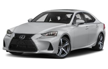 2019 Lexus IS 350 - Liquid Platinum
