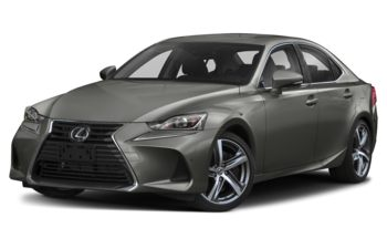 2020 Lexus IS 350 - Manganese Lustre