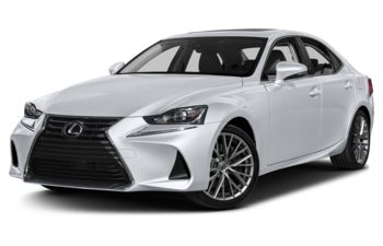 2017 Lexus IS 200t - Ultra White