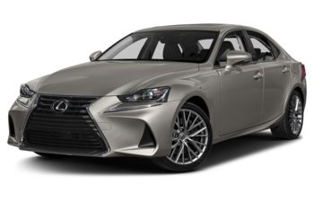 2017 Lexus IS 200t - Atomic Silver