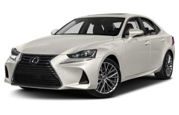 2017 Lexus IS 200t - Eminent White Pearl