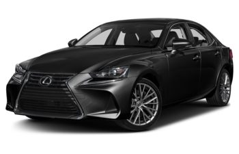 2017 Lexus IS 200t - Obsidian