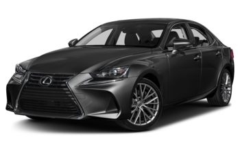 2017 Lexus IS 200t - Caviar