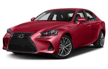 2017 Lexus IS 200t - Redline