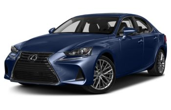 2017 Lexus IS 200t - Ultrasonic Blue Mica 2.0