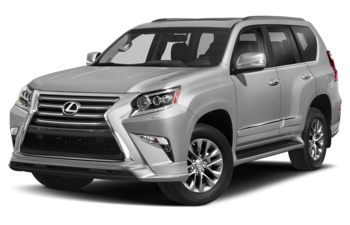 2018 Lexus GX 460 - Silver Lining Metallic