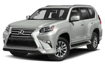 2018 Lexus GX 460 - Starfire Pearl