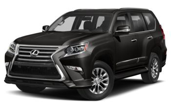 2018 Lexus GX 460 - Starlight Black Mica