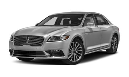 2020 Lincoln Continental Livery