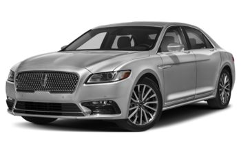 2019 Lincoln Continental - Ingot Silver Metallic