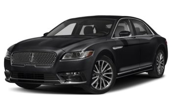 2019 Lincoln Continental - Black Velvet