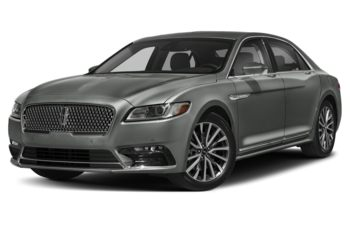 2020 Lincoln Continental - Magnetic Grey Metallic