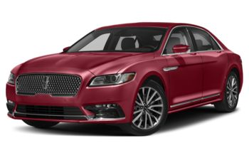 2019 Lincoln Continental - Ruby Red Metallic Tinted Clearcoat