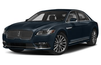 2019 Lincoln Continental - Rhapsody Blue