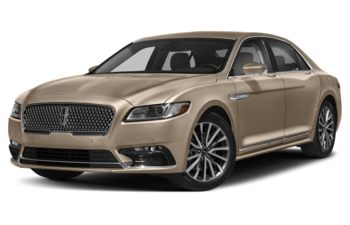2019 Lincoln Continental - Iced Mocha Metallic