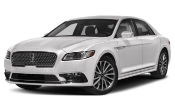 2020 Lincoln Continental - Ceramic Pearl Metallic Tri-Coat