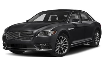 2019 Lincoln Continental - Infinite Black Metallic