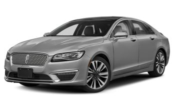 2019 Lincoln MKZ - Ingot Silver Metallic