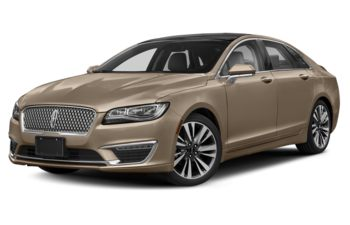 2019 Lincoln MKZ - Iced Mocha Metallic