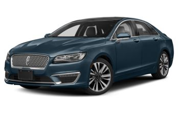 2019 Lincoln MKZ - Blue Diamond Metallic