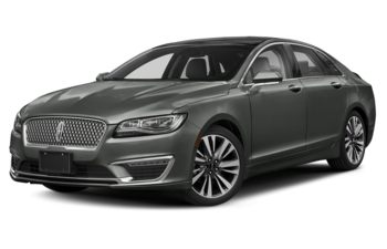 2019 Lincoln MKZ - Magnetic Grey Metallic